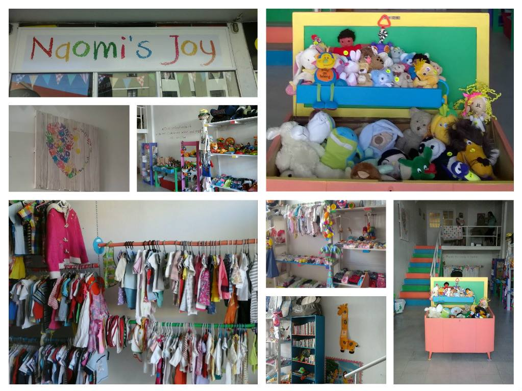 Naomis Joy Shop in Fish Hoek