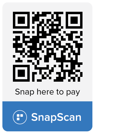 SnapScan for Naomi's Joy